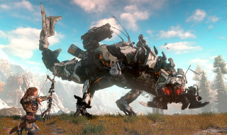 Nuevo gameplay de Horizon Zero Dawn