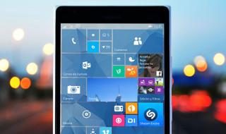 Windows 10 Mobile estará listo en diciembre