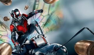 Ant-Man, la película más descargada de la semana