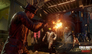 Gameplay del modo zombies de Call of Duty: Black Ops III