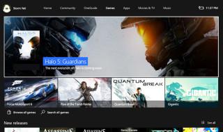 Ya disponible la 'nueva experiencia' Xbox One con su actualización de noviembre