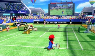 Las notas de Mario Tennis: Ultra Smash en las reviews de la prensa