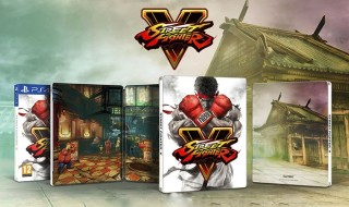 Street Fighter V tendrá edición limitada