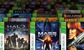 Los juegos de Xbox 360 compatibles con Xbox One los tenemos que pedir vía web