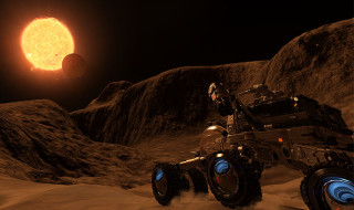 Disponible la beta de Elite Dangerous: Horizons