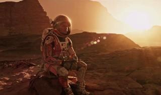 The Martian, la película más descargada de la semana