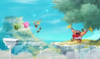Disponible, gratis, Rayman Adventures para iOS y Android