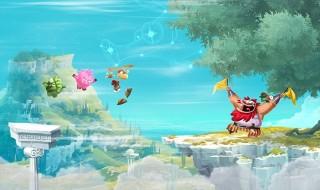 Disponible, gratis, Rayman Adventures para iOS y Android