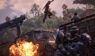 40 minutos de gameplay del multijugador de Uncharted 4