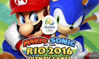 Mario & Sonic en los Juegos Olímpicos: Rio 2016 ya tiene fecha de lanzamiento en 3DS
