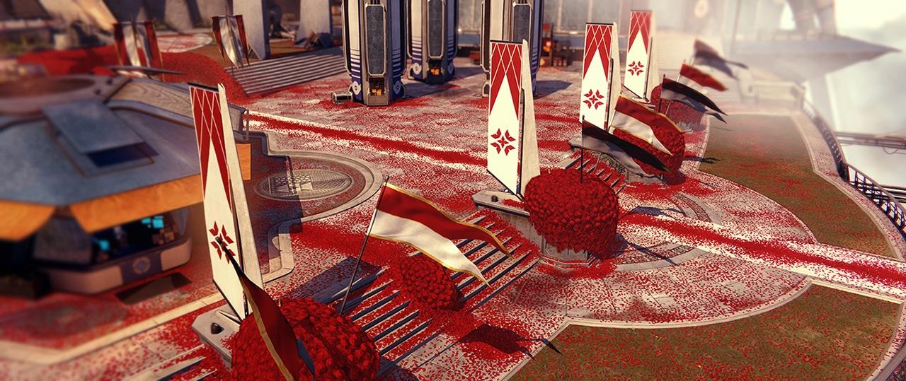 Crimson Days - Tower