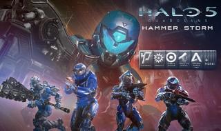 Ya disponible Hammer Storm, la actualización de febrero de Halo 5: Guardians