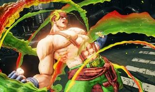 Alex llegará a Street Fighter V a finales de mes