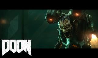 Nuevo trailer cinemático de DOOM