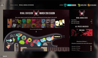 Rivals Arena, nuevo modo de juego para Guitar Hero Live