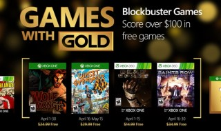 Sunset Overdrive y Dead Space entre los Games with Gold de abril