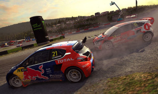 Detalles del multijugador de DiRT Rally