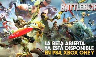 La beta abierta de Battleborn ya disponible también en Xbox One y PC