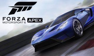 La beta abierta de Forza Motorsport 6: Apex llega a Windows 10 el 5 de mayo