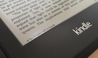 Amazon presentará su Kindle de octava generación la semana que viene