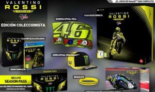 Anunciada la edición de coleccionista de MotoGP 16: Valentino Rossi The Game