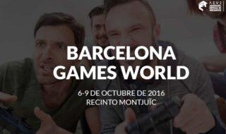 Presentada la Barcelona Games World, que se celebrará del 6 al 9 de octubre