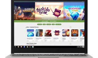 Las aplicaciones de Android llegarán a Chrome OS