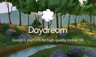 Daydream, la plataforma de realidad virtual de Google