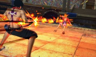 Ya disponible la demo de One Piece Burning Blood para PS4 y Xbox One