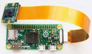 La Raspberry Pi Zero ahora incluye conector para cámara