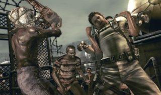 Resident Evil 5 llegará remasterizado a Xbox One y PS4 el 28 de junio