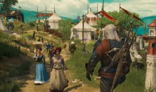 Trailer de lanzamiento de The Witcher 3: Blood & Wine