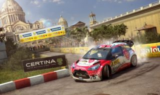 WRC 6 llegará en otoño a PS4, Xbox One y PC