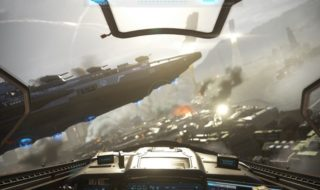 Primer gameplay de Call of Duty: Infinite Warfare