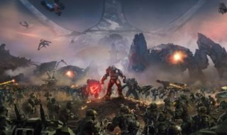 Halo Wars 2 se retrasa hasta febrero de 2017, beta ya disponible