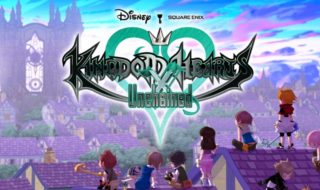 Kingdom Hearts Unchained χ ya disponible para iOS y Android