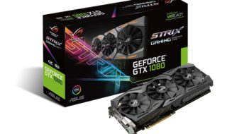 Asus presenta su ROG Strix GeForce GTX 1080