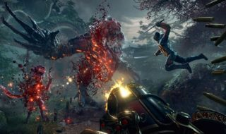 21 minutos de gameplay de Shadow Warrior 2