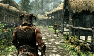 The Elder Scrolls V: Skyrim Special Edition llegará el 28 de octubre a PS4, Xbox One y PC