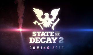 State of Decay 2 llegará a Xbox One y PC en 2017