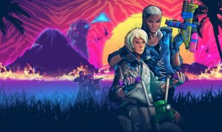 Anunciado Trials of the Blood Dragon, ya disponible para PS4, Xbox One y PC