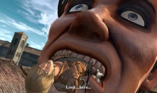 El modo explorador online de Attack on Titan: Wings of Freedom