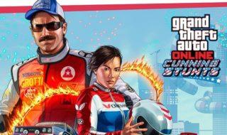 Las carreras locas de Cunning Stunts llegan a GTA Online