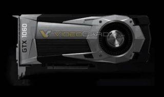 ¿Es esta la GeForce GTX 1060 que prepara Nvidia?