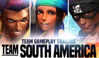 El equipo de América del Sur no faltará a su cita en The King of Fighters XIV