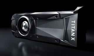 Nvidia presenta la nueva Titan X, hasta 3 veces más rápida que la anterior