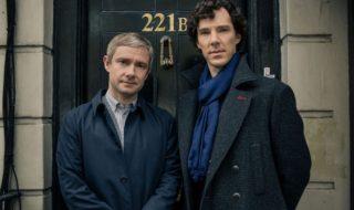 Primer teaser de la cuarta temporada de Sherlock