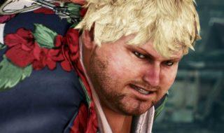 Bob y Master Raven, nuevos personajes para Tekken 7