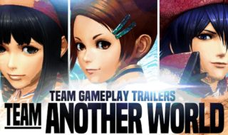 El equipo Another World en The King of Fighters XIV