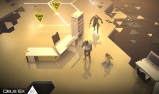 Deus Ex Go ya tiene fecha de lanzamiento
